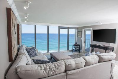 Palm Beach County Rental For Rent: 3000 S Ocean Boulevard #Apt 1504