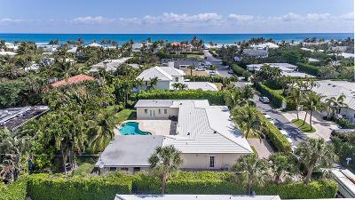 Palm Beach FL Single Family Home For Sale: $3,925,000