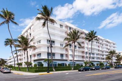 Palm Beach Condo For Sale: 100 Worth Avenue #605