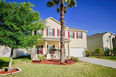 Port Saint Lucie Single Family Home For Sale: 6141 NW Butterfly Orchid Place