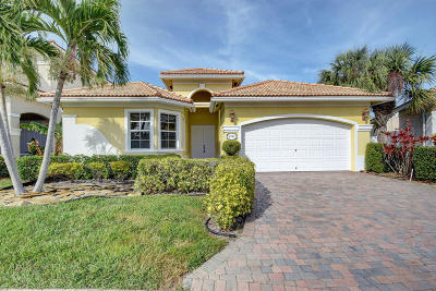 West Palm Beach Single Family Home For Sale: 8747 Bearing Point