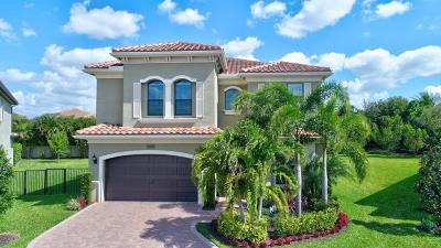 Delray Beach Single Family Home For Sale: 16938 Bridge Crossing Circle