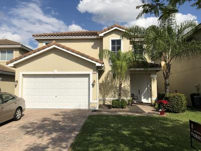 Palm City Single Family Home For Sale: 2853 SW Venice Court