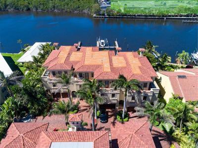 Ocean Ridge Townhouse For Sale: 5608 Ocean Boulevard