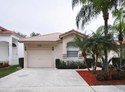 Coconut Creek Single Family Home For Sale: 4992 Pelican Street