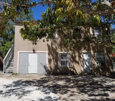 Fort Pierce Multi Family Home For Sale: 1019 Mayflower Road