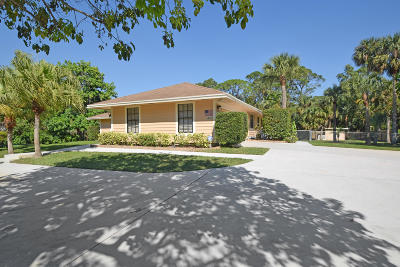 Palm Beach Gardens Single Family Home For Sale: 14772 68th Drive