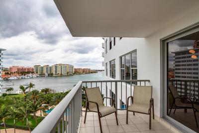 Boca Raton Condo For Sale: 875 E Camino Real #8f