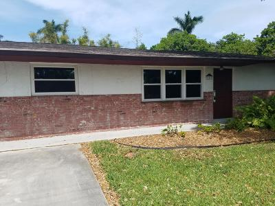 Palm City Single Family Home For Sale: 947 SW 33rd Street