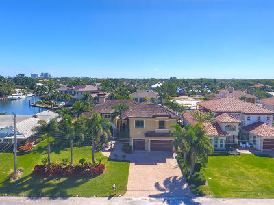 Palm Beach Gardens FL Single Family Home For Sale: $2,795,000