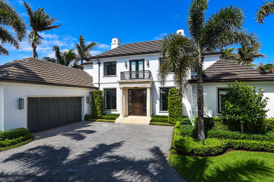 Palm Beach Single Family Home For Sale: 229 Ridgeview Drive