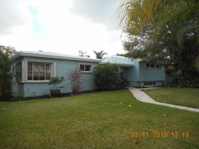 West Palm Beach Single Family Home For Sale: 934 Paseo Castalla