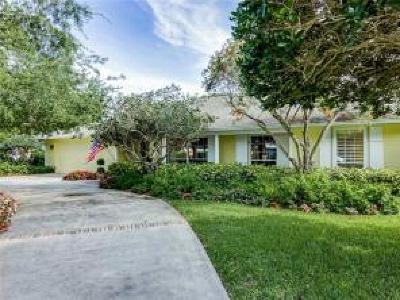 Vero Beach Single Family Home For Sale: 1545 Smugglers Cove
