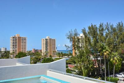 Pompano Beach Townhouse For Sale: 1451 Ocean Boulevard