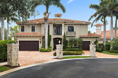 Palm Beach Gardens FL Single Family Home For Sale: $1,899,000