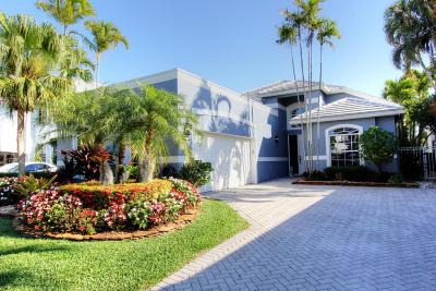 Delray Beach Single Family Home For Sale: 16720 Colchester Court