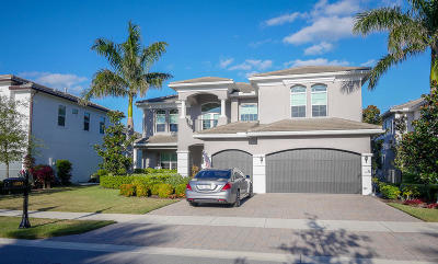 North Palm Beach Single Family Home For Sale: 13894 Chester Bay Lane