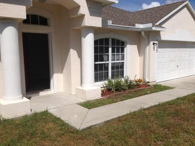 Vero Beach Single Family Home For Sale: 7935 102nd Court