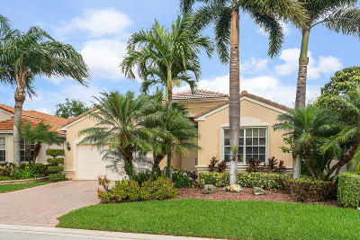Boynton Beach Single Family Home Contingent: 7811 Lando Avenue