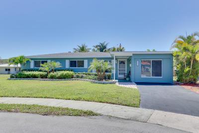 Boca Raton Single Family Home For Sale: 2120 NE 2nd Drive