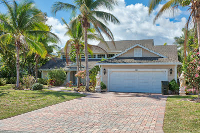Delray Beach Single Family Home For Sale: 1440 Lake