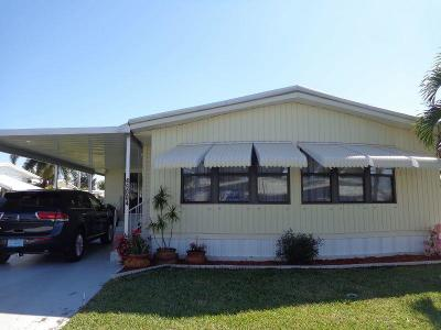 Boynton Beach FL Mobile Home For Sale: $114,900