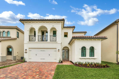 Boynton Beach Single Family Home For Sale: 8476 Grand Prix Lane