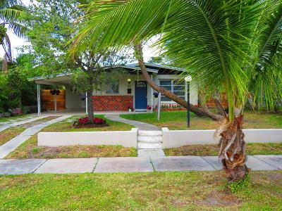 West Palm Beach Single Family Home For Sale: 737 Kanuga Drive