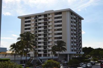 North Palm Beach Condo For Sale: 1200 Marine Way #207