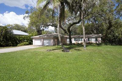 Vero Beach Single Family Home For Sale: 435 Greytwig Road