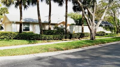 Palm Beach Gardens Single Family Home For Sale: 4357 Lacey Oak Drive