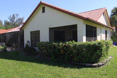 Boca Raton Single Family Home Contingent: 10324 Windswept Place