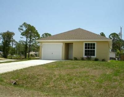 Vero Beach Single Family Home For Sale: 1196 14th Avenue SW