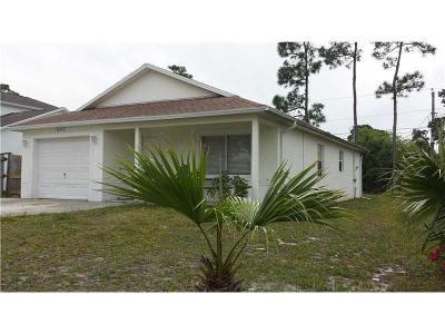 Vero Beach Single Family Home For Sale: 1255 14th Avenue SW