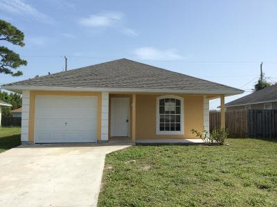 Vero Beach Single Family Home For Sale: 426 15th Lane SW