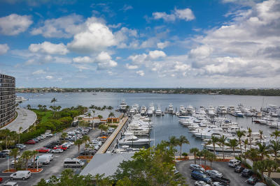 North Palm Beach Condo For Sale: 123 Lakeshore Drive #1045
