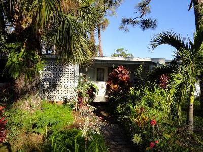 Vero Beach Single Family Home Contingent: 3106 16th Street