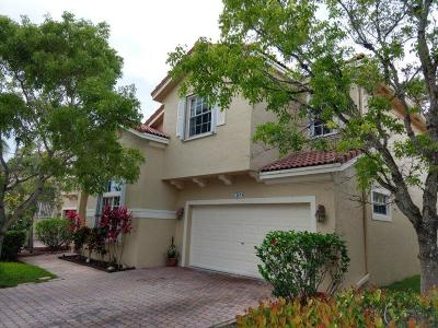 Coral Springs Single Family Home For Sale: 12678 NW 9th Court