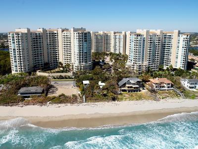 Highland Beach Condo For Sale: 3740 S Ocean Boulevard #1107