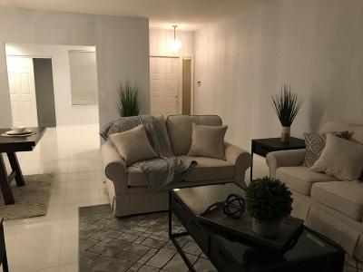 Boca Raton Single Family Home For Sale: 17323 Boca Club Boulevard #2
