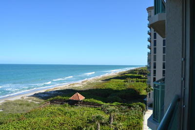 Fort Pierce Condo For Sale: 4330 A1a #602