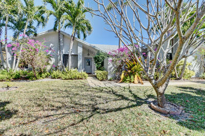 Boca Raton Single Family Home For Sale: 10377 185th Street S