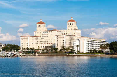 Palm Beach Rental Leased: 150 Bradley Place #514