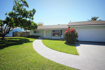 Delray Beach Single Family Home For Sale: 630 Kingbird Circle