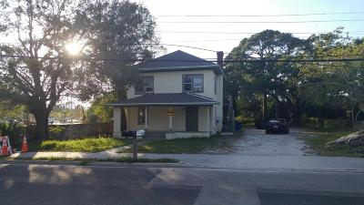 Fort Pierce Multi Family Home For Sale: 201 17th Street