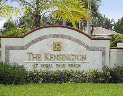 Royal Palm Beach Condo For Sale: 360 Crestwood Circle #203