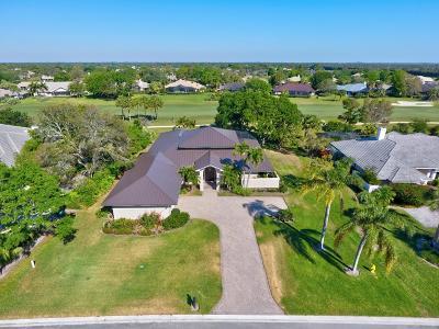 Stuart Single Family Home For Sale: 6385 SE Baltusrol Terrace