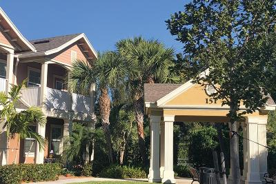 Jupiter Townhouse For Sale: 106 Black Ironwood Road #106