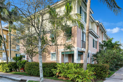 Delray Beach Townhouse For Sale: 260 NE 3rd Street #4-A