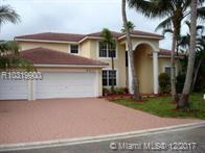 Boynton Beach Single Family Home For Sale: 4807 Pepper Bush Lane